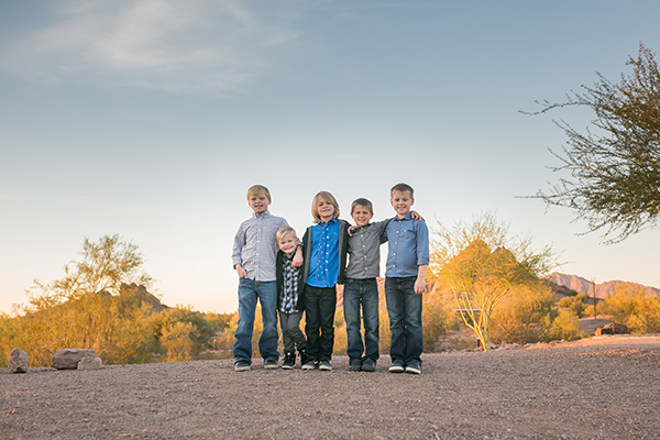 Gilbert Family Photographer | Summer Montoya Photography